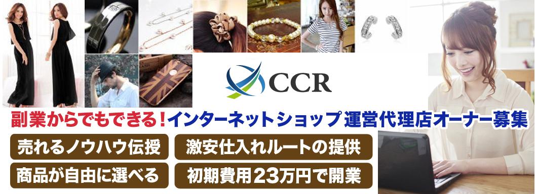 インターネット販売支援 CCRのビジネスイメージ