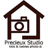 一軒家型のこども写真館プレシュスタジオ