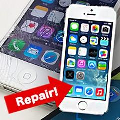 iPhone修理「リペア本舗」