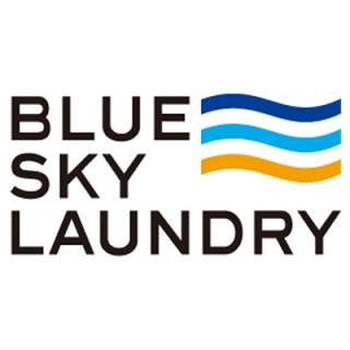 ブルースカイランドリーのロゴ