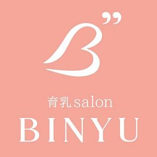 育乳Salon BINYUのロゴ
