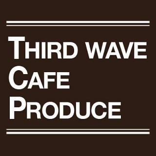 サードウェーブ カフェ プロデュースのロゴ