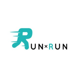 RUN×RUNのロゴ