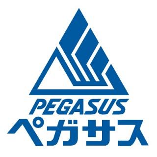 JUKUペガサスのロゴ