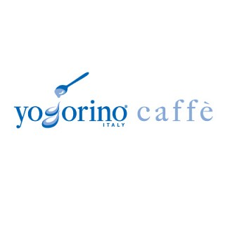 ヨゴリーノカフェのロゴ
