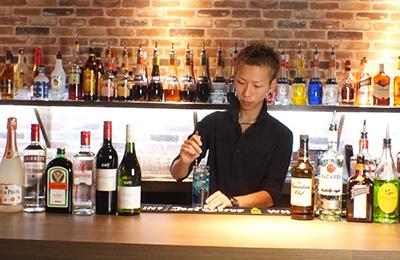 bar moonwalk