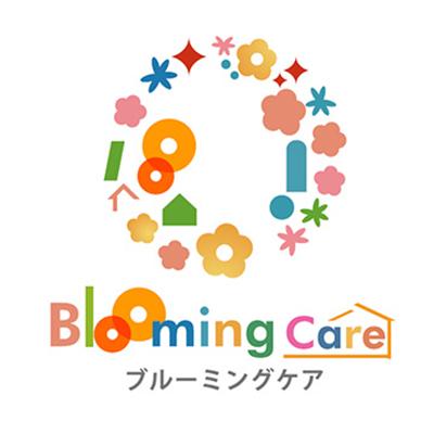ブルーミングケアのロゴ