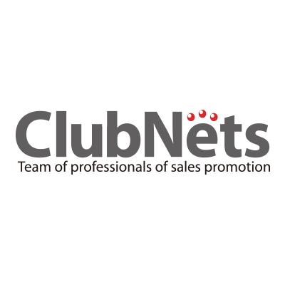 クラブネッツのロゴ