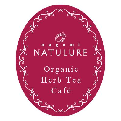 nagomi-NATULURE Organic Herb Tea Cafeのロゴ
