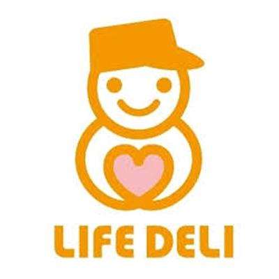 ライフデリのロゴ
