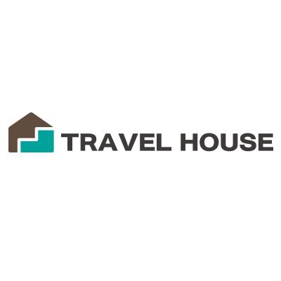 動く不動産「トラベルハウス」のロゴ