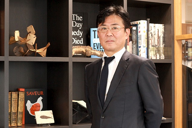 ディーラープロデュース&コミュニティ株式会社 代表取締役社長 森田一史