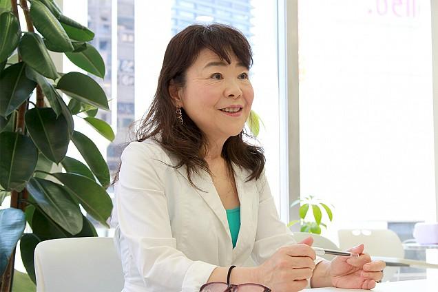 メガ・ブルーバード株式会社 代表取締役社長 末口 静枝
