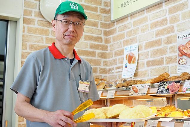 デイリーヤマザキ 所沢下富店・西所沢駅前店 オーナー 沢田 一典