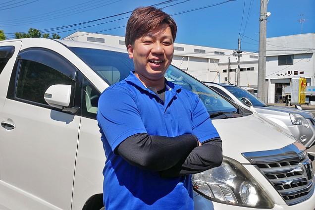 雨どい修理専門「あまどい屋」を宮城県塩釜市で展開する早坂翔太郎オーナー