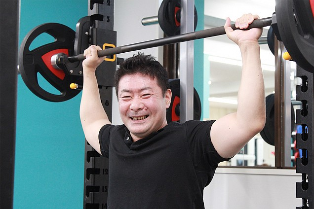 スマートフィット100 FC本部代表の丹野輝夫氏