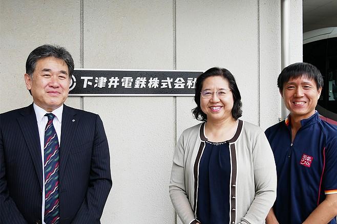 元氣ジムのフランチャイズに加盟した岡山の老舗企業・下津井電鉄株式会社