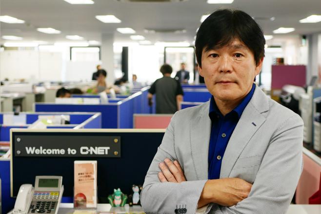 株式会社シーネットの代表取締役・長谷川昇平氏