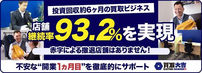 買取専門店 大吉のビジネスイメージ