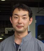チーフインストラクター川合氏の写真
