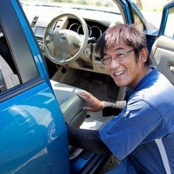 細川オーナーの写真