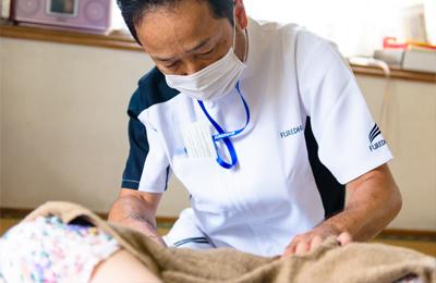 ふれディアグループ - オーナーは資格不要!保険適用型の訪問医療マッサージ