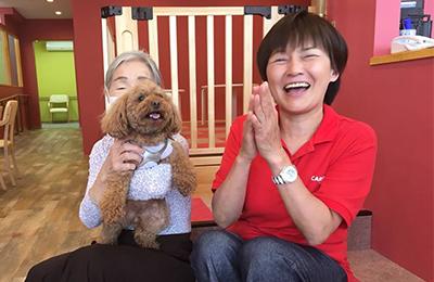 障害者グループホーム わおん - ペットと共に過ごし生活の質が向上する新しい福祉の形