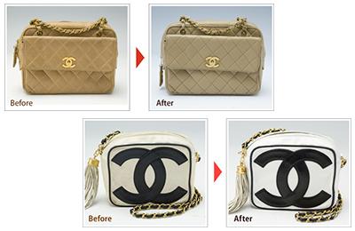 ドクターレザー再販ビジネス - 差別化を実現!ブランドバッグを再生しランクアップしてから売る!