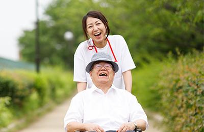MYTH - 医学的指導が必要な方や施設に看護師が訪問する社会貢献性の高い事業
