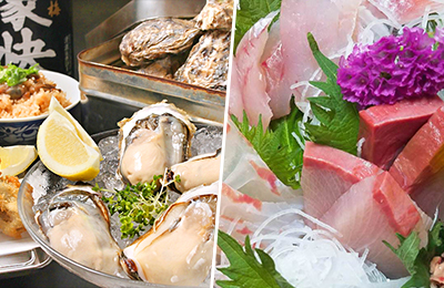 厚岸水産 - 大手には仕入れ不可能!希少価値の高い鮮魚と牡蠣で勝ち抜く!