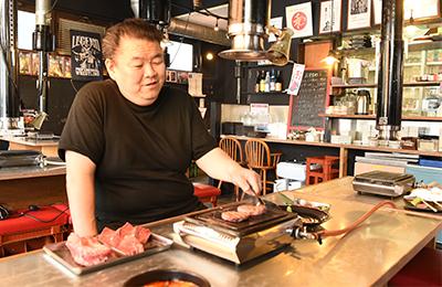貴闘炎 - 貴闘力の焼肉店が、有名百貨店催事販売ビジネスとしてFC開始!