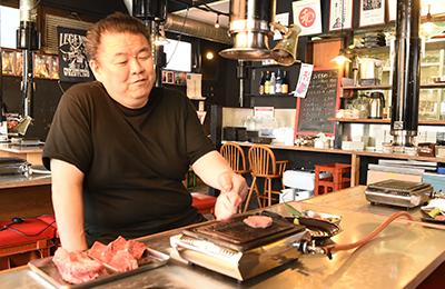 焼肉 貴闘炎 - 話題の人気店!元大相撲力士「貴闘力」の焼肉店をFC化!
