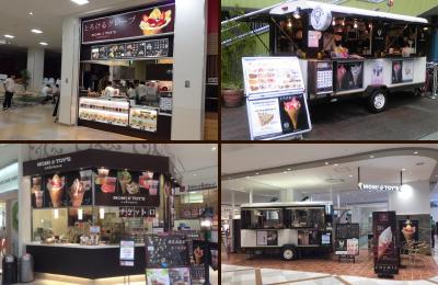 MOMI&TOY'S - 競合が少ない市場で開業。出店は4つの店舗モデルから