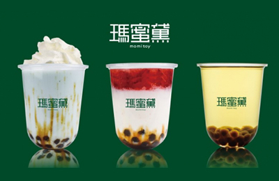 瑪蜜黛 - 台湾に拠点があるスイーツブランドならではの商品群で差別化!
