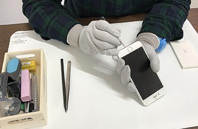 iPhone修理「リペア本舗」 - 早期黒字化!高収益!の秘密