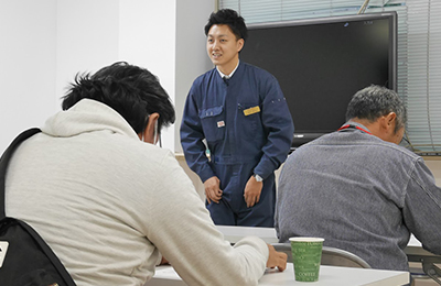 エクステリアリペア - 追加の技術研修(無料)+出張同行支援で一人前の技術者に◎