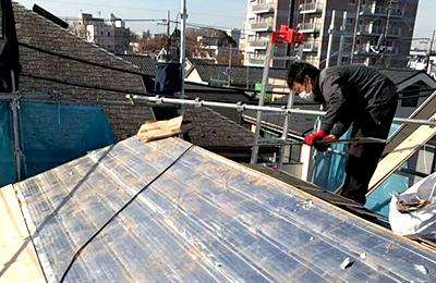 屋根MAX - 未経験から屋根修理職人に!給料支給の3ヶ月におよぶ講習期間
