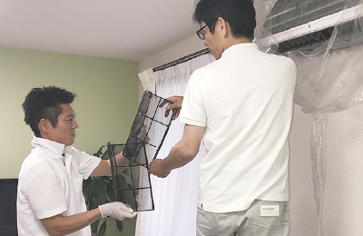 YOU House Cleaning Promotion - 顧客は本部から。必要なスキルは技術とホスピタリティ!