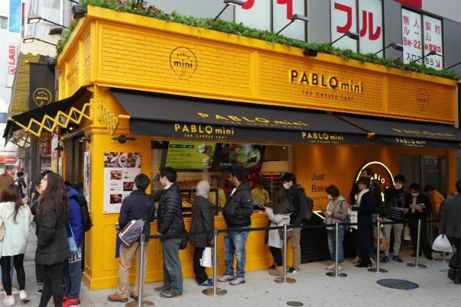 秋葉原オープン!チーズタルト専門店「PABLO mini(パブロミニ)」に突撃取材のアイキャッチ